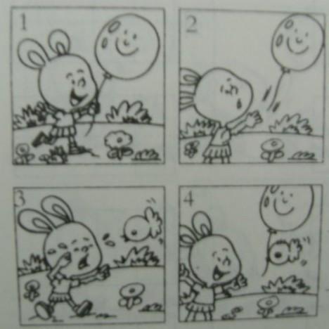 小学一年级看图写话图片 范文